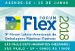 9º Fórum Flex Abief ocorre dia 26 de junho