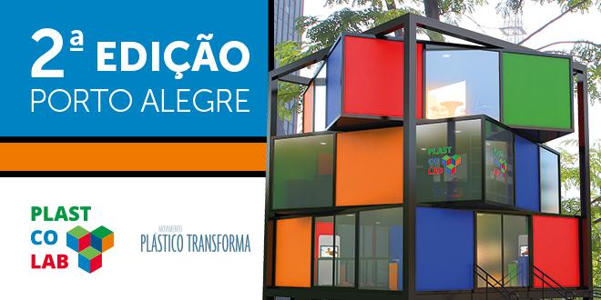 Porto Alegre recebe PlastCoLab a partir de 22 de junho
