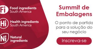 Summit de Embalagens ocorre entre os dias 21 e 23 de agosto