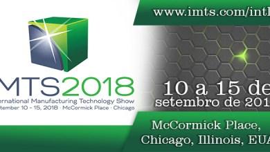 Foto de IMTS 2018 ocorre entre os dias 10 e 15 de setembro