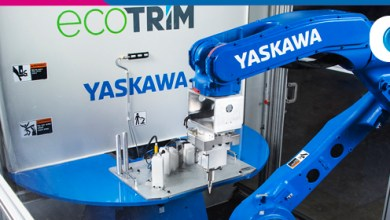 Foto de Empresa Motoman de robótica pode favorecer a indústria do plástico