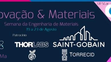 Foto de São Carlos promove IX Semana de Engenharia de Materiais