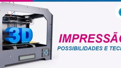Foto de Impressão 3D: possibilidades e tecnologias