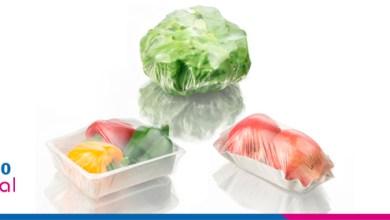 Foto de Filme compostável para embalagens de alimentos frescos reduz a emissão de gases de efeito estufa