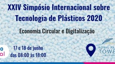 Photo of 24ª edição do Simpósio de Tecnologias de Plásticos traz Economia Circular como tema principal
