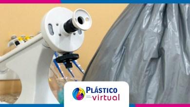 Foto de Empresa brasileira desenvolve plástico capaz de eliminar coronavírus