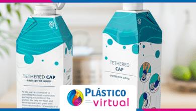 Foto de Companhia anuncia lançamento de tampas tethered para embalagens