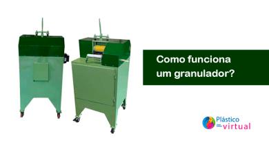 Foto de Como funciona um granulador?