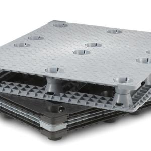 Stackable Plastic Pallet GPI-4840