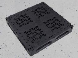 Rackable Plastic Pallet-GRS-3737