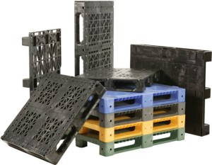 plastic pallet and container pallets