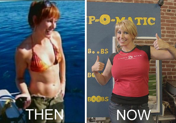 Kari Byron Breast Implants