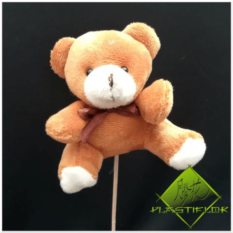 Ourson sur stick ©Plastiflor