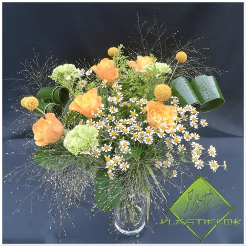 Bouquet Vulcain ©Plastiflor