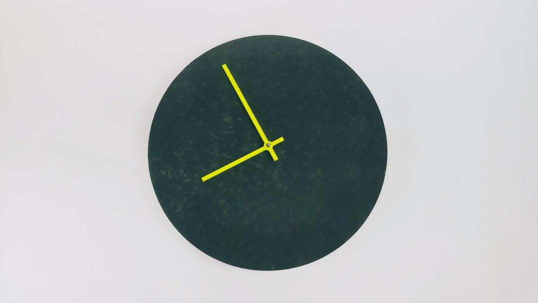 Plastmakers - Waste Clock