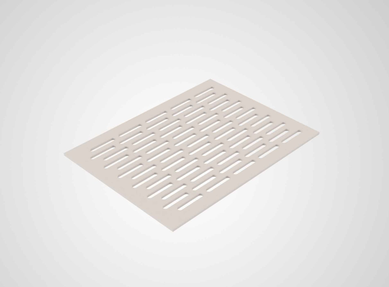 Perforated plastic sheets_long lines with Background