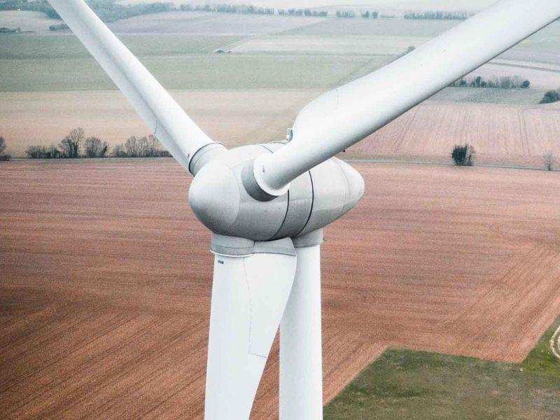 Шестерни для ветротурбины