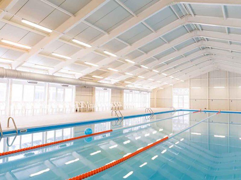 панели для бассейнов
