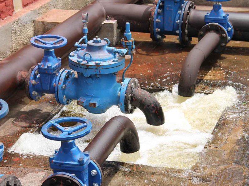 водное хозяйство