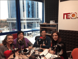 Dislexia Sevilla en la radio