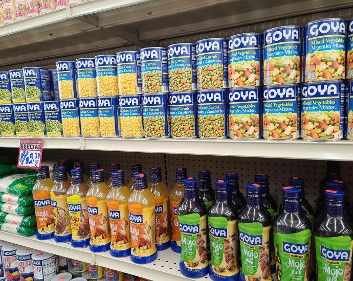 Boicot a los productos Goya