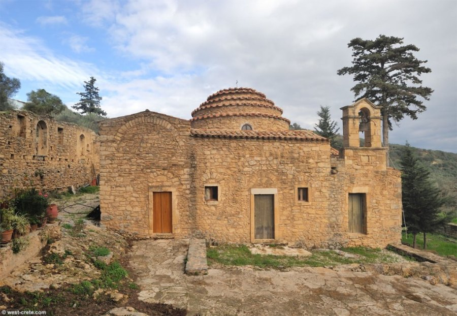 Byzantine church of Rotonda