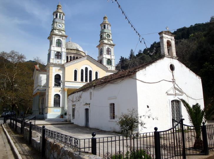 4th century Virgin Mary Church