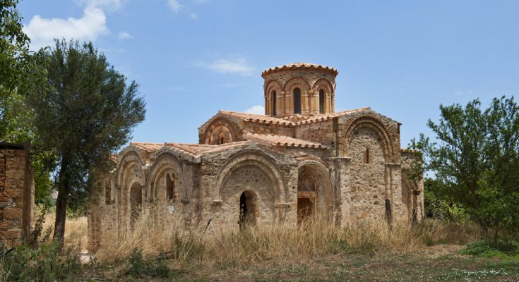Ai Yannis Kyr-Yannis Byzantine church Chania