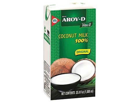 GPL - Productos Alimentos del Mundo leche de coco aroy