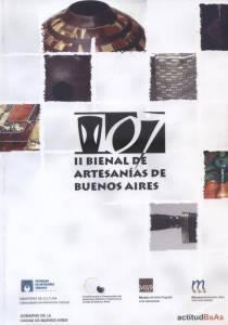 II Bienal Artesanías de Buenos Aires