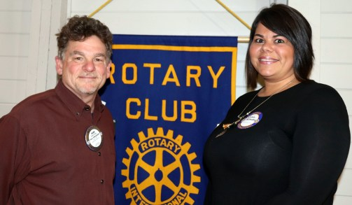 Rotary.Sarah Holbrooks photo