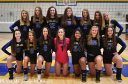 Highlands.volleyball.JV.team