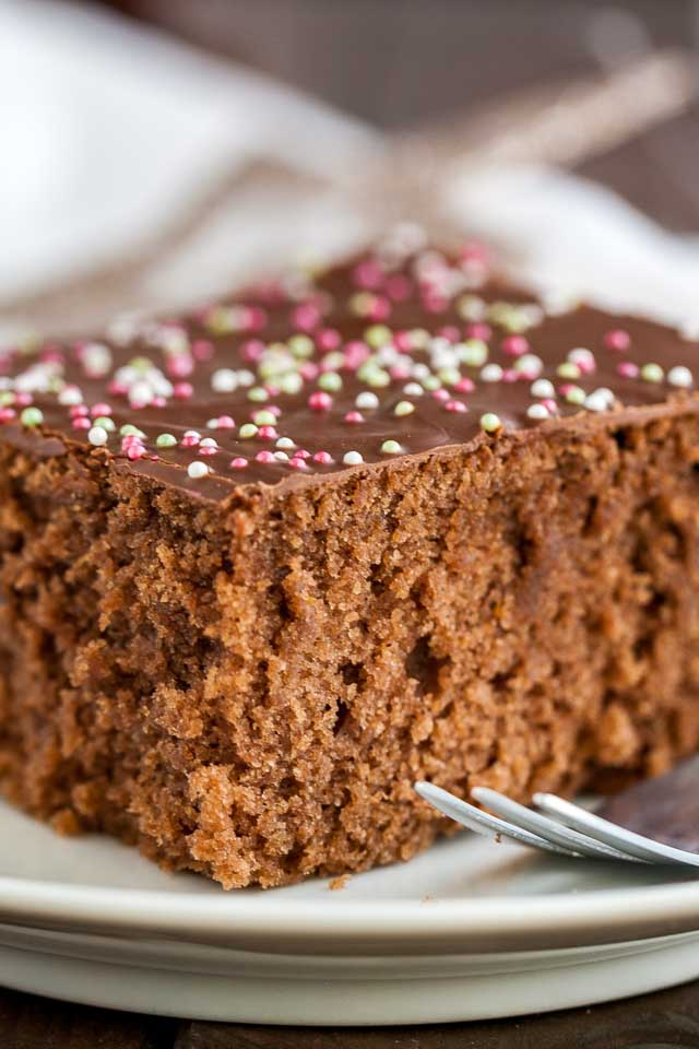 Easy Spice Cake Recipe Plated Cravings