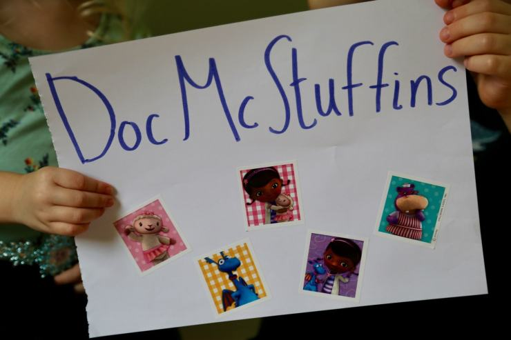 Sign of Doc McStuffins