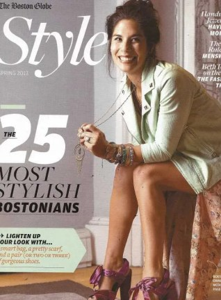 Boston Globe Most Stylish