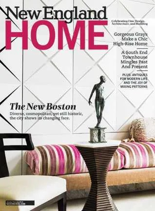 New England Home Cover