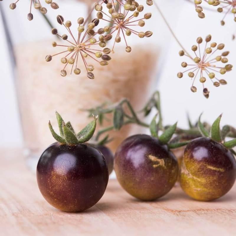 Buniol. gold berries