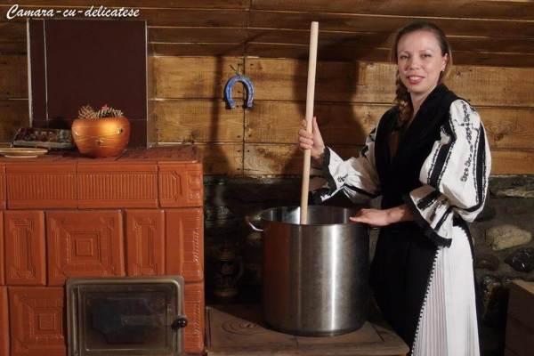 Camara cu Delicatese, bijuterii culinare din Gura Raului, Marginimea Sibiului (7)