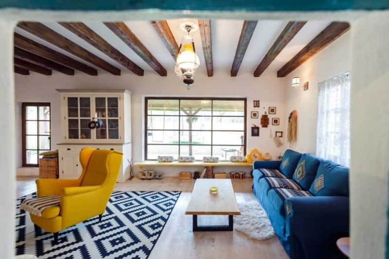 Casa de la Tara - Alina Alexe Decoraktiva, casa traditionala reconditionata (6)