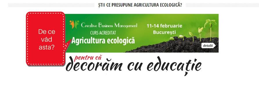 Jurnal de Bord #2: Curs acreditat de agricultura ecologica la Bucuresti