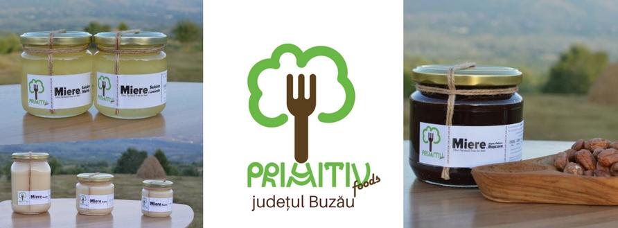 Primitiv Foods, hrană primitivă din stupină, delicii cu miere