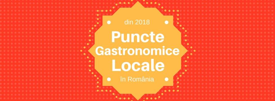 Puncte Gastronomice Locale – Mini-Restaurantele Gospodărești