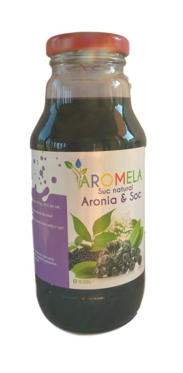 Sana Plant Extract, sucuri naturale Aromela, suc natural de aronia bio si soc bio (2)