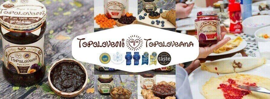 Topoloveni și Topoloveana, capricii culinare împlinite cu sufletul împăcat