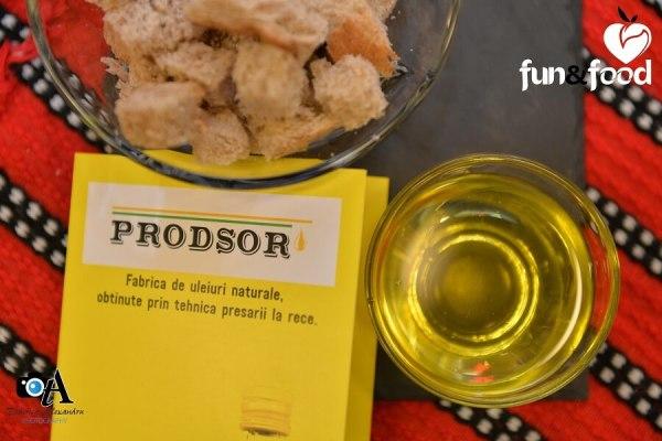 Zorian, ulei presat la rece, IRBphoto pentru Fun and Food Iasi (2)