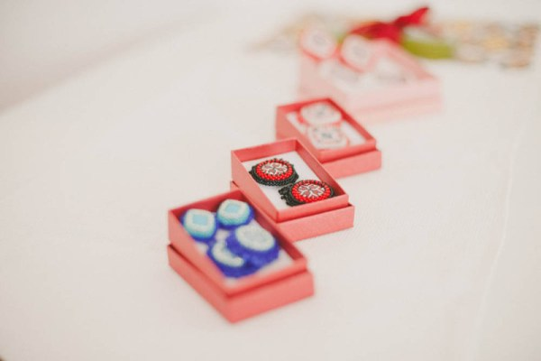 bijuterii de nunta, cercei cu motive romanesti