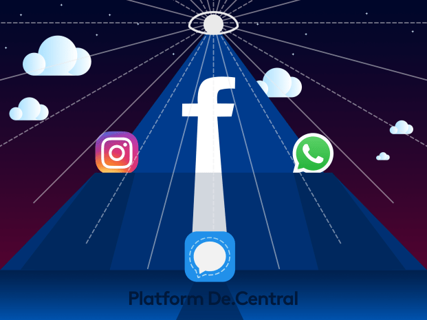 Signal primed to take on Facebook's WhatsApp domination