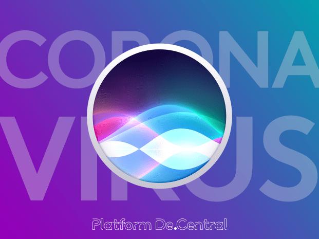 Siri can screen you for Coronavirus