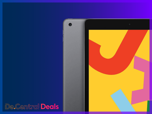 De.Central Deals | Act fast to get this iPad deal
