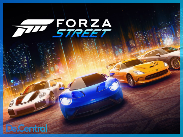 Forza Street now available on the iOS App Store and Google Play Store